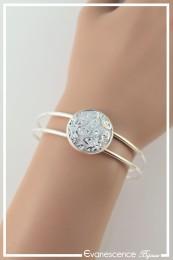 Bracelet Goldy - Couleur Argent